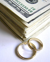 wedding budget management for newlyweds