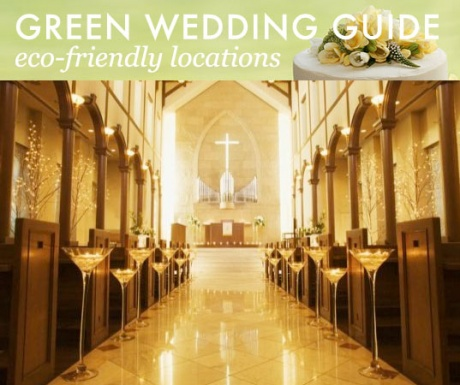 green wedding guide